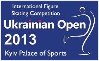 International Figure Skating Competition | Ukrainian Open 2013 | On 18th-21st of December 2013 in Kiev, Ukraine