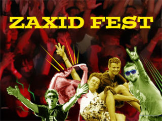 Rodatychi Festival Zaxid Fest 2013 | On 16th-18th of August 2013 near Lviv, Ukraine