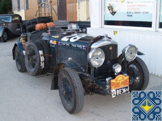 5th Peking to Paris Motor Challenge 2013