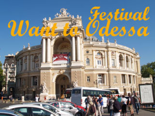 Festival Want to Odessa 2014 | On 28th-30th of June 2014 in Odesa