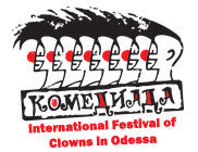 Comediada 2014 | International Festival of Clowns and Mimes in Odessa
