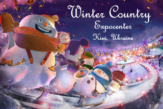 Winter Country Holidays | On 10.12.2015 - 28.02.2016 at Expocenter