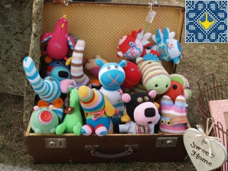 Festival of Panic and Hysteria | Kids hand made toys