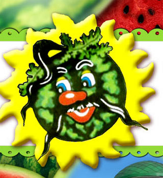 Festival Ukrainian Watermelon - Sweet Miracle | On 08.08.2015 in Hola Prystan