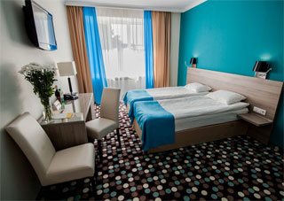 Hotel Optima Vinnytsya Standard Double