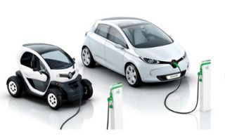 Kiev City Council confirmed for electric cars free city parking and charging