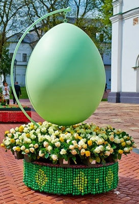 Festival Easter Eggs 2015 | On 9th-19th of April 2015 in Kiev