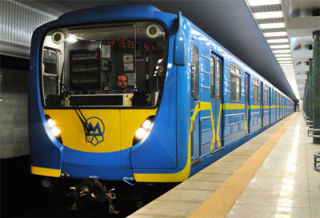 Kiev Metro will make a gift for all women as Subway Car painted with flowers