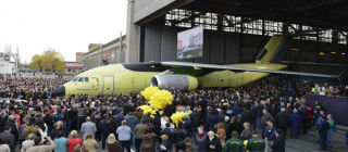 Antonov built first AN-178 | The airplane is ready for flight tests