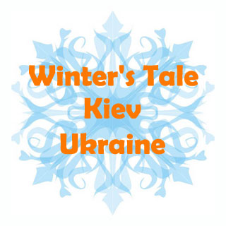 Kiev Christmas and New Year 2016 | Winter's Tale | 19.12.2015 - 31.01.2016