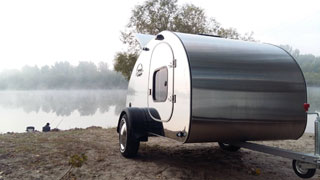 Lifestyle Campers began to produce in Kiev | 5500 US dollars