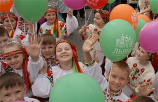 Lviv 760 Anniversary Celebration | On 1st-9th of May 2016