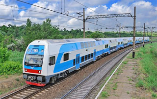 Skoda Train Kiev - Kharkiv | During period 12.02-25.03.2016