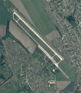 Uman International Airport going to build by support of USA investors