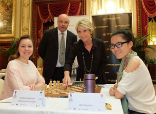 Women's World Chess Championship | On 1st-18th of March 2016 in Lviv
