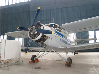 Antonov An-2-100 going to set New World Speed Record