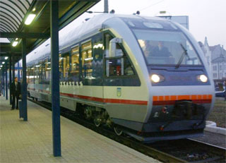 Train Chelm - Kovel will be extended to Rivne and Zdolbuniv