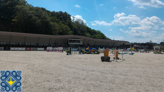 World Show Jumping Competitions CSI3* in Kiev Equides Club | Competition Field