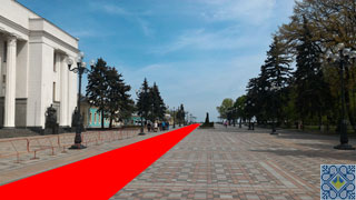Eurovision 2017 | Red Carpet on Constitution Square in front of Verkhovna Rada of Ukraine