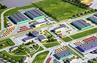 Industrial Park Pavlohrad opend for investments | Dnipro
