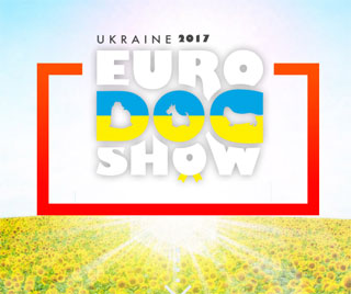 Euro Dog Show | On 25th - 27th of August 2017 in Kiev