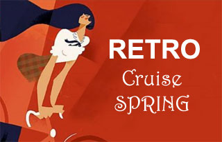 Retro Cruise Spring | On 29th of April 2017 in Kiev | VDNG