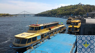 Kiev River Cruises from Kiev River Port | Cruises Schedule