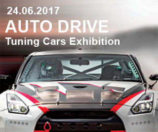 Tuning Cars Exhibition Auto Drive | 24.06.2017 in Kiev