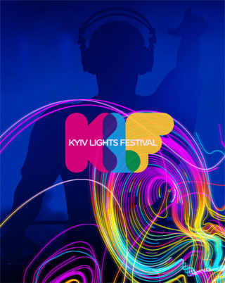 Kyiv Light Festival | On 12th - 14th of May 2017 | Eurovision