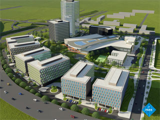 Lviv Innovation District IT Park | Investment Project 2017 - 2021