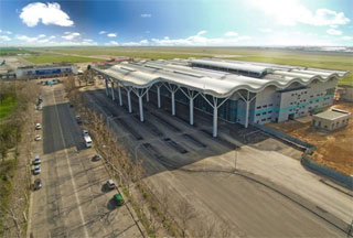 New terminal of Odessa International Airport been put into operation