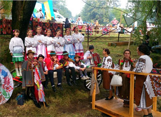 Hutsul Brynza Festival | On 3rd of September 2017 in Rakhiv