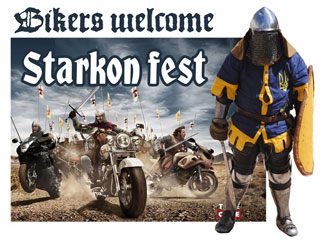 Starkon Fest | On 25.08 - 27.08.2017 in Starokostiantyniv