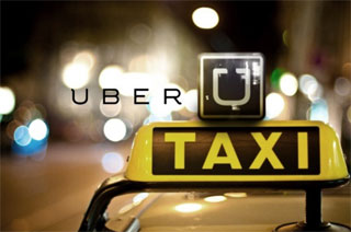 UberSELECT taxi service start work in Odessa on 21.07.2017