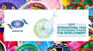 UNWTO declares 2017 as Year of Sustainable Tourism for Development