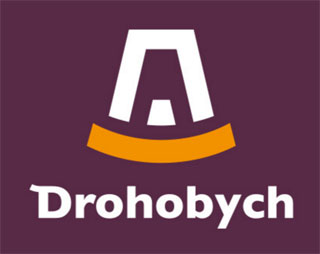 Drohobych Tourist Logo and Slogan created for city promotion