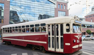 Kharkiv Classic Tram Tours opened on 26th of September 2018