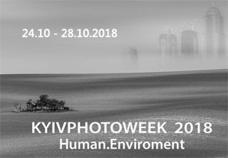 Kyiv Photo Week | On 24th - 28th of October 2018 in Kiev