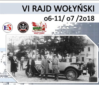 Rajd Wolynski Car and Motorcycle Rally | 06.07 - 11.07.2018