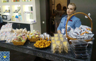 Ukrainian Raiways begin to offer meals in overnight trains | Menu dishes and meals