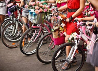 Lviv Women Cycling Parade | On 16th of June 2018 in Lviv