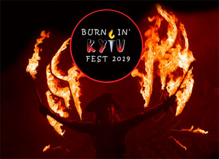 Fiery and Circus Arts Burnin' Kyiv Fest | On 07.09.2019 in Hydropark