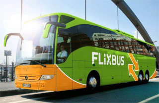 FlixBus connect Plzen and Odesa by new bus route via Regabus Partner