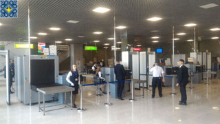 Terminal A Extension in Igor Sikorsky Kyiv International Airport (IEV) | Aviation Security Points