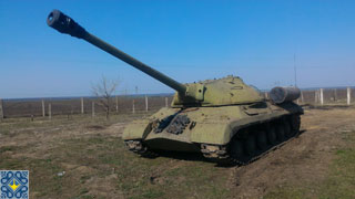 IS-3 Tank Riding opened for tourists in Strategic Missile Forces Museum