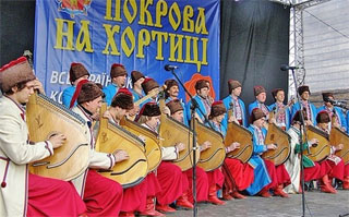 Pokrova na Khortytsia Cossack Festival | On 14.10.2019 in Zaporizhzhia