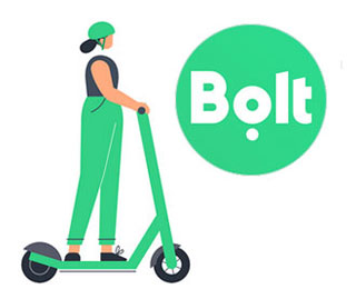 Electric Scooters Rental Service start to work in Kyiv on 07.08.2020