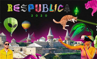 Respublica Fest | On 25.09 - 27.09.2020 in Kamianets-Podilskyi
