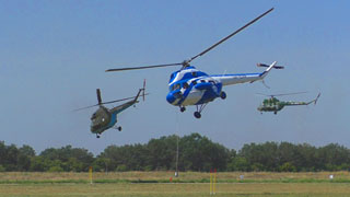 Ukraine Helicopter Championship | On 02.09 - 06.09.2020 at Shiroke Airfield
