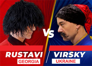 Virsky vs Rustavi Dance Battle | On 11.06 - 17.06.2020 in Ukrainian cities